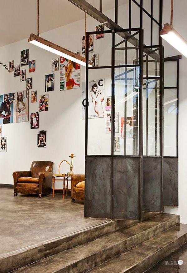 Herreria idee Balcone : Le style industriel par aurelia-m