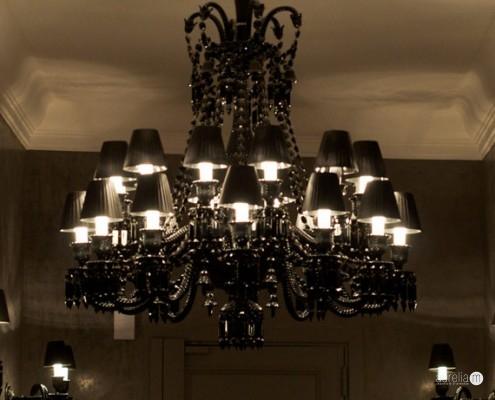 Luminaires Mille et unes nuits Baccarat
