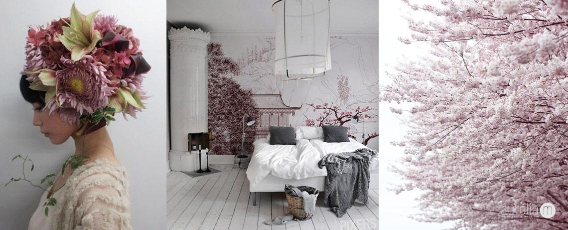 la tendance papier peint par aurelia m. Black Bedroom Furniture Sets. Home Design Ideas